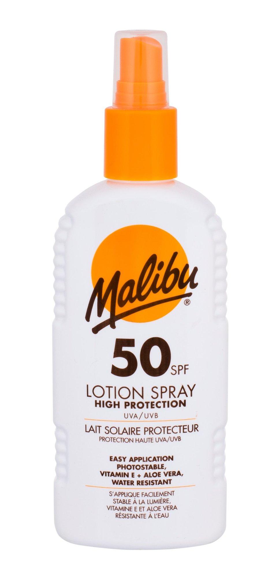 Malibu Lotion Spray SPF50