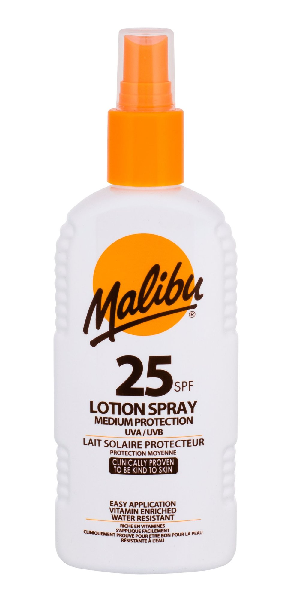 Malibu Lotion Spray SPF25
