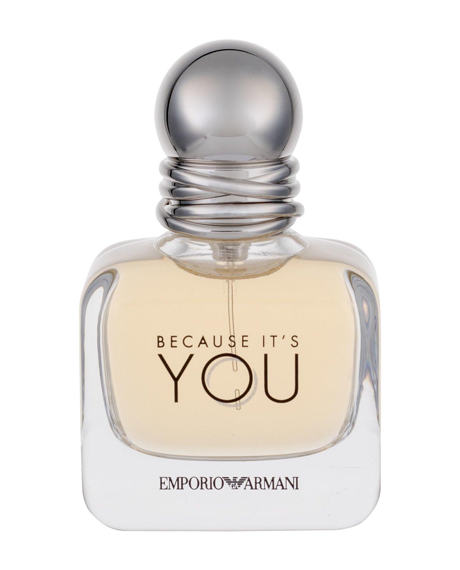 Giorgio Armani Emporio Because It´s You