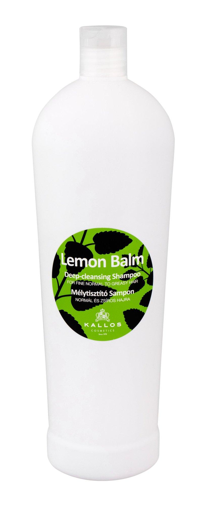 Kallos Cosmetics Lemon Balm