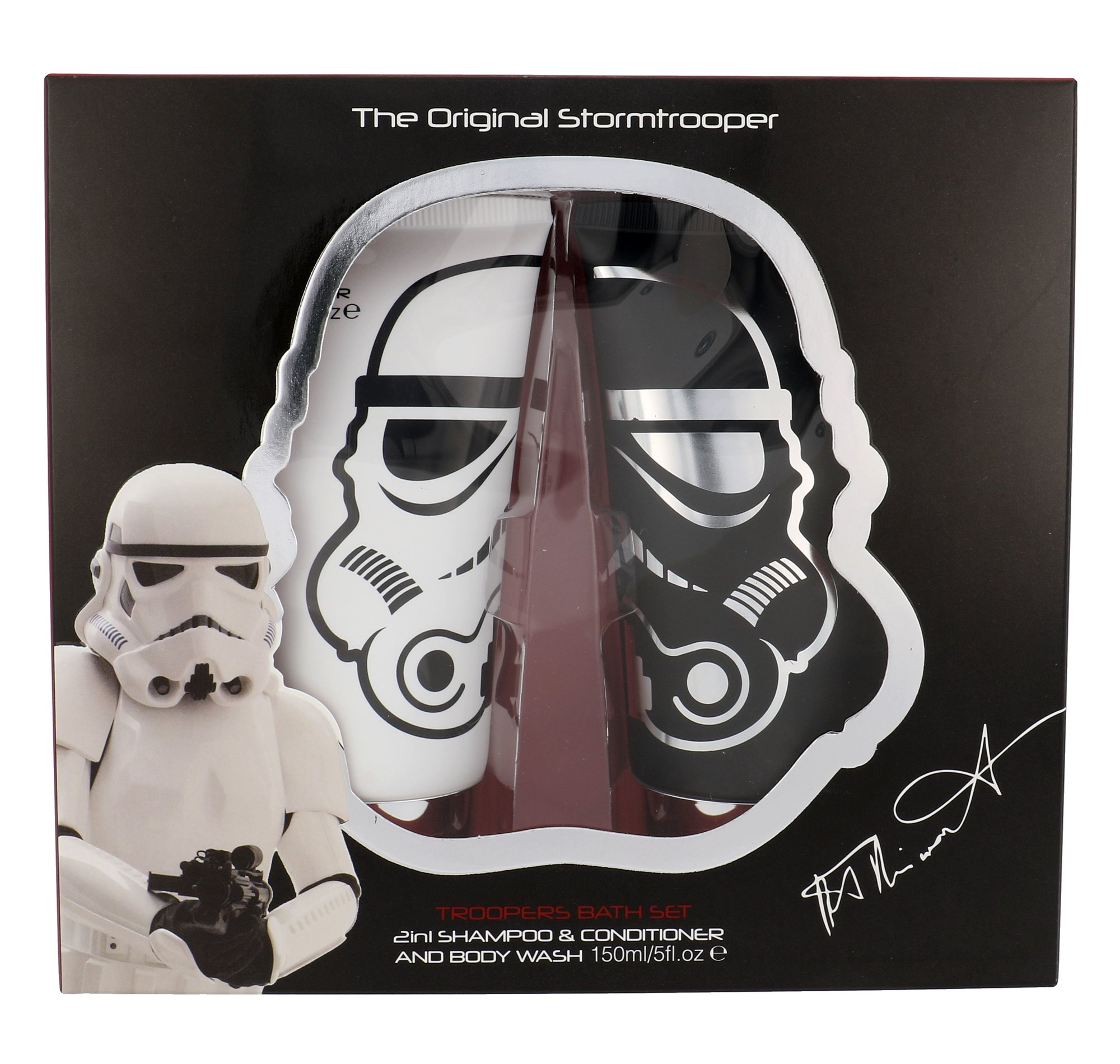 Star Wars Stormtrooper Bath Kit