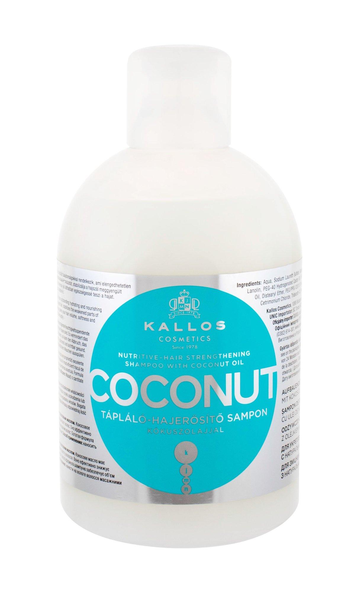 Kallos Cosmetics Coconut