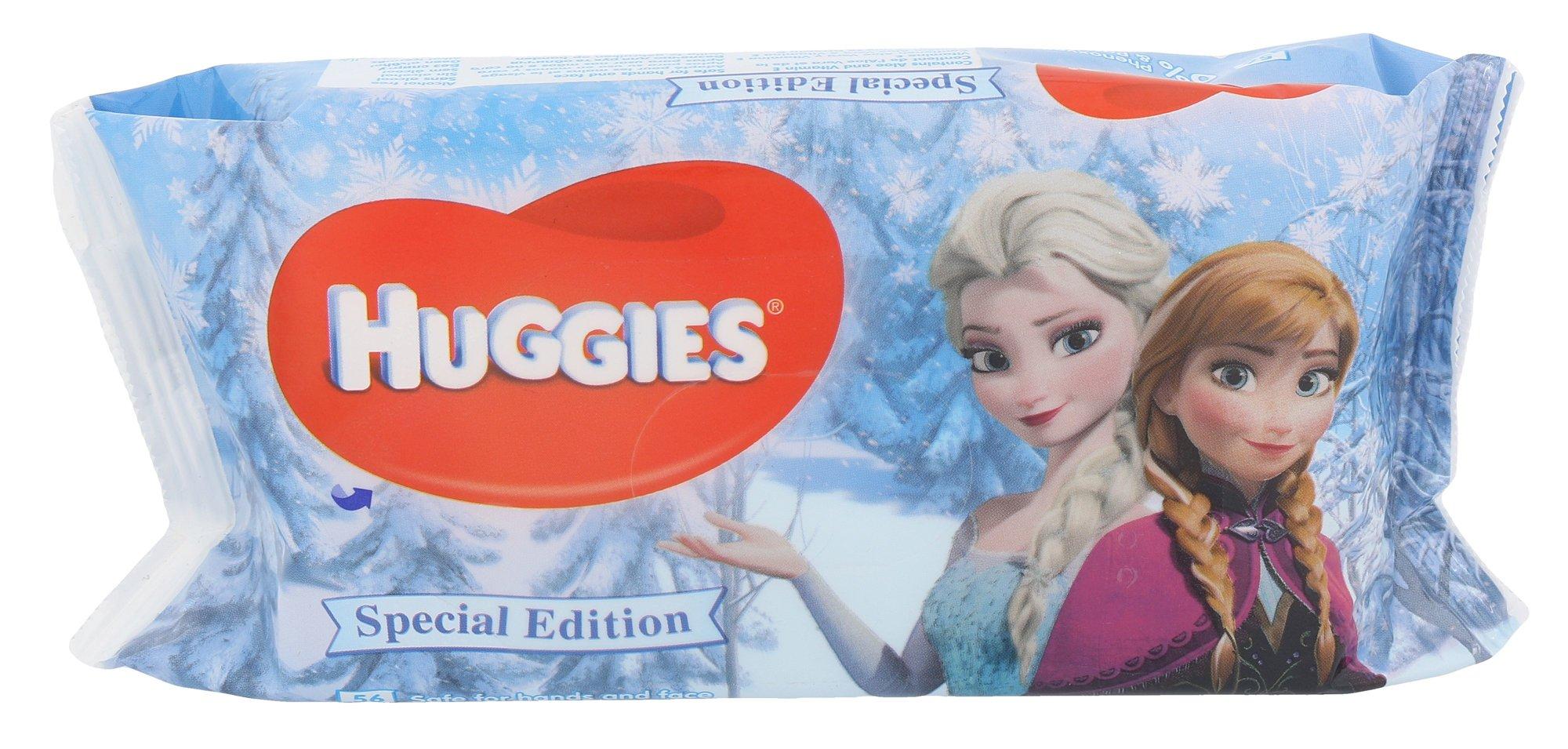 Huggies Baby Wipes Frozen Anna & Elsa