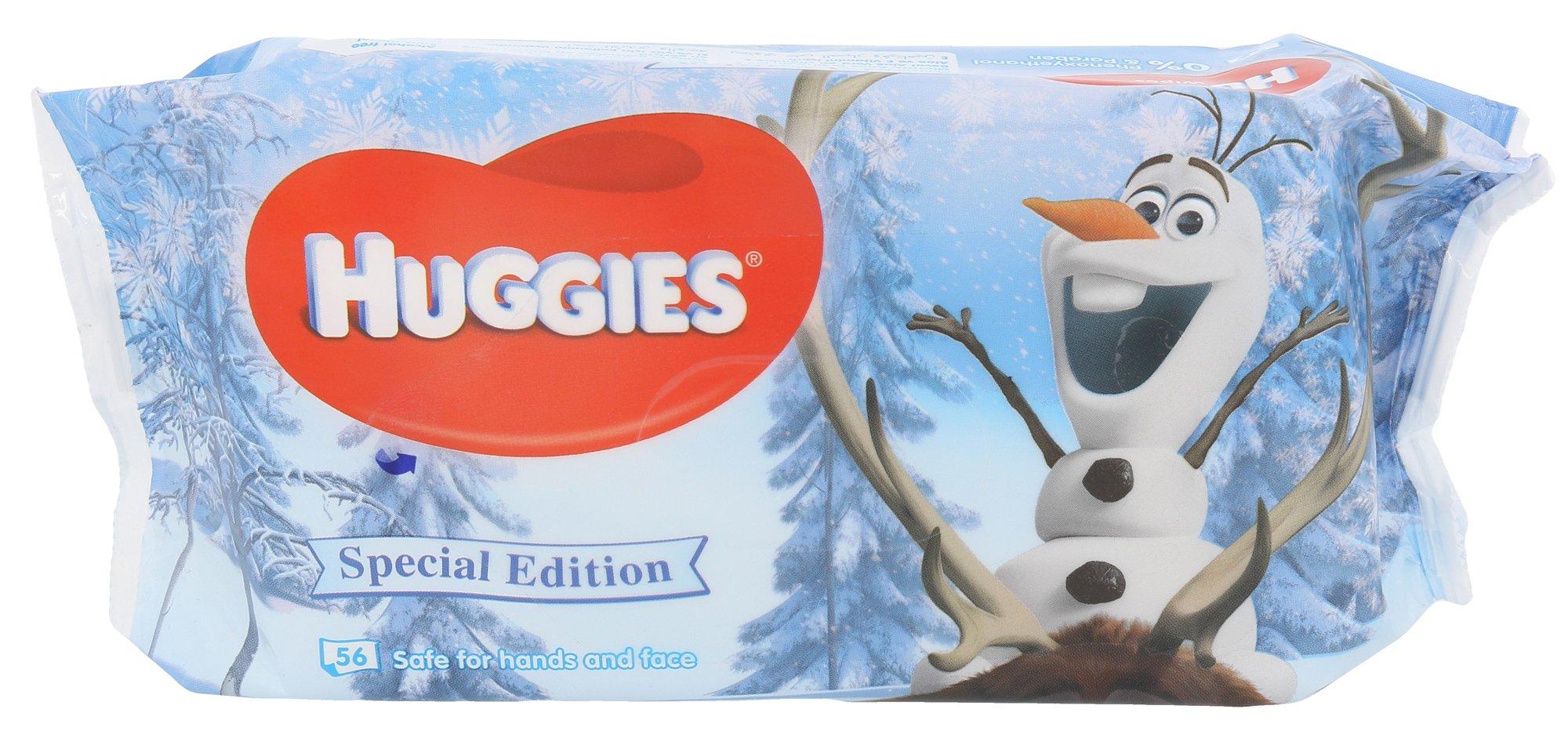 Huggies Baby Wipes Frozen Olaf