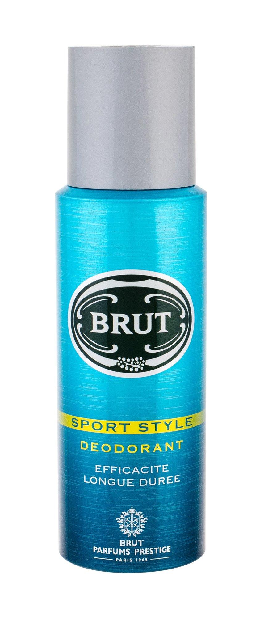Brut Sport Style