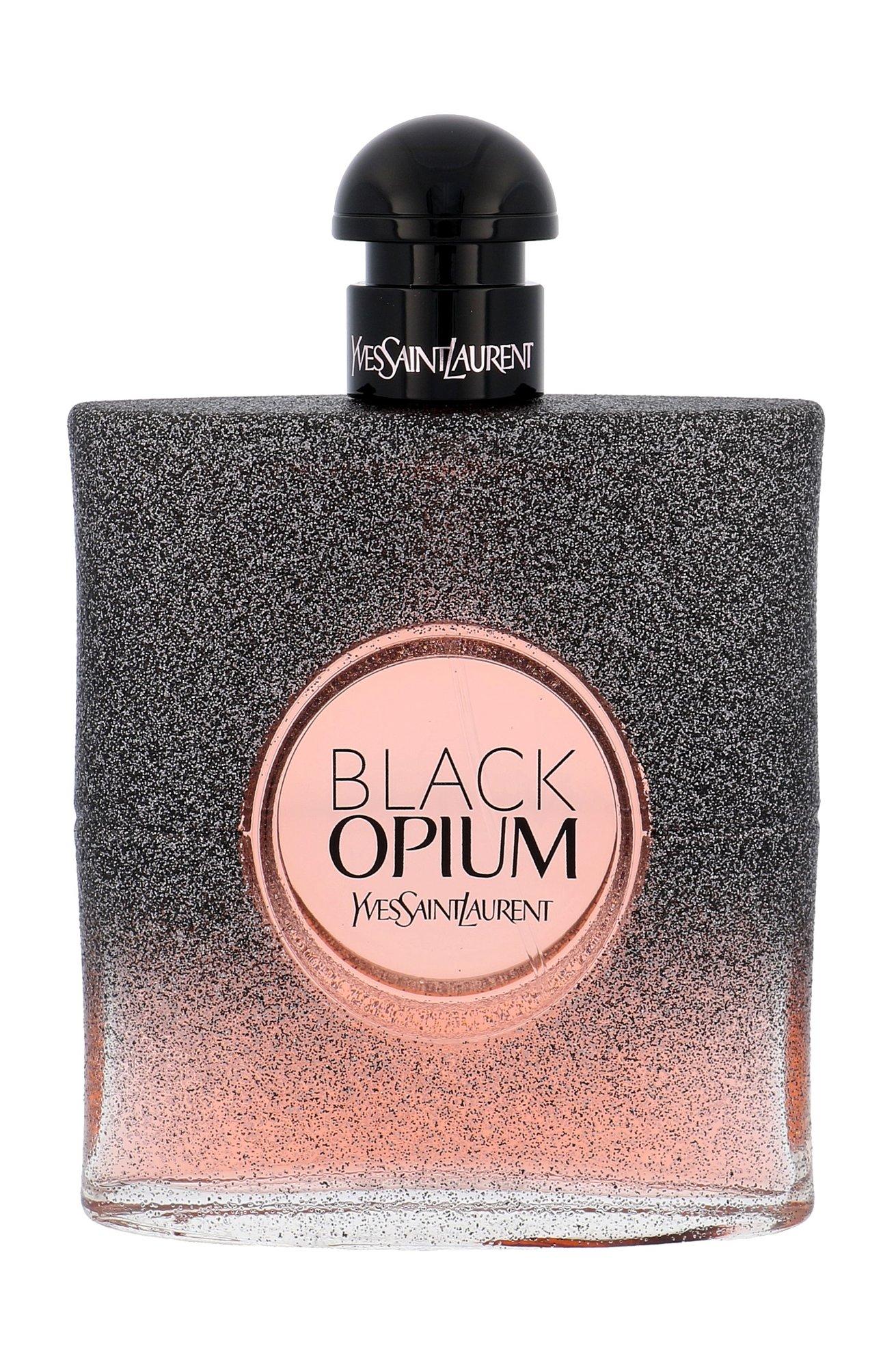 release date: 34d4d 9e264 Yves Saint Laurent Black Opium Floral Shock