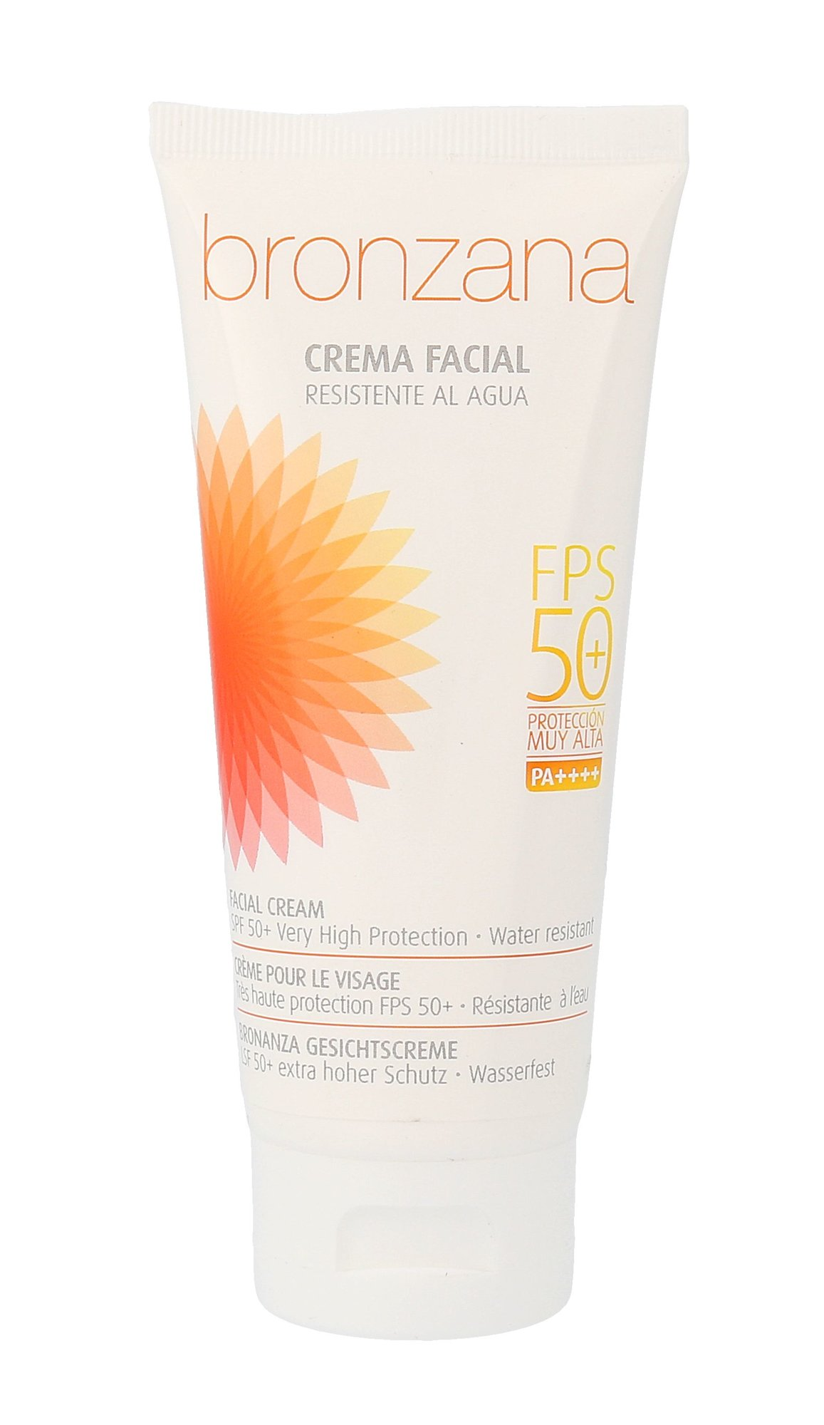 Diet Esthetic Bronzana Facial Cream SPF50+