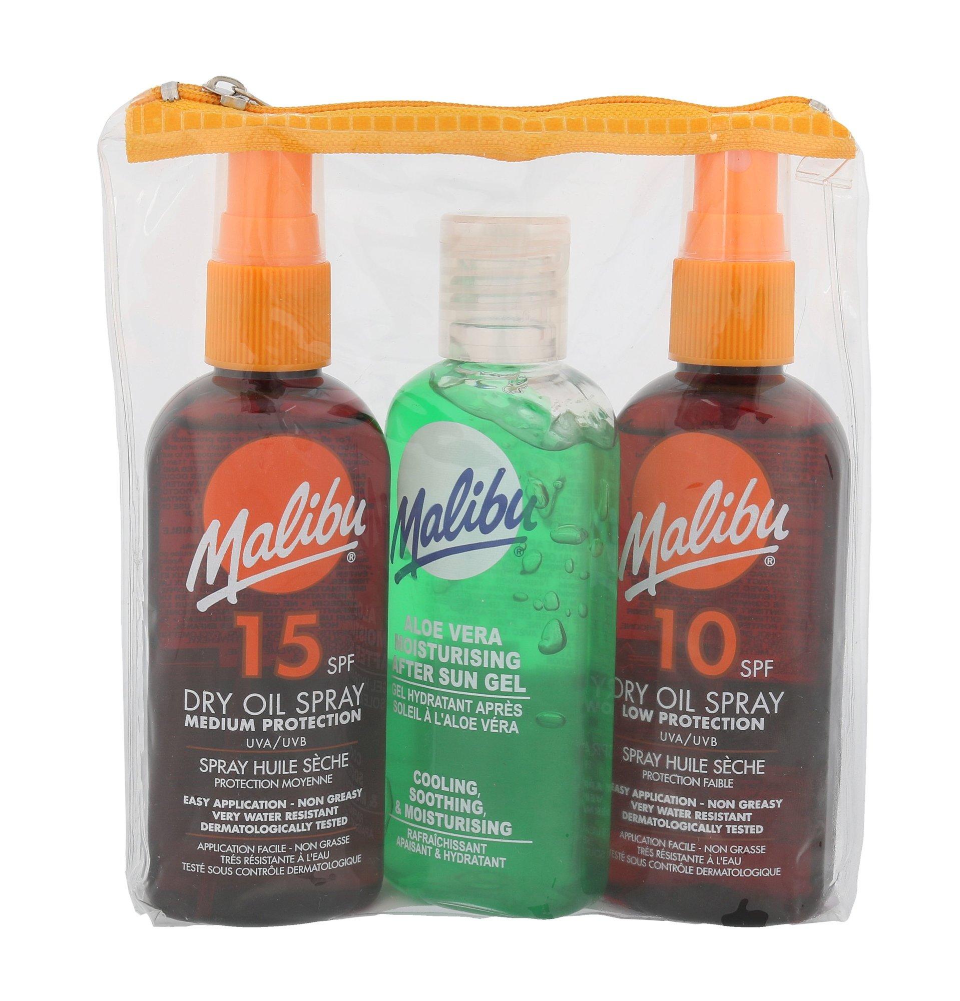 Malibu Sun Travel Kit