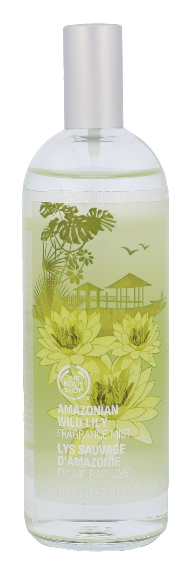 The Body Shop Amazonian Wild Lily