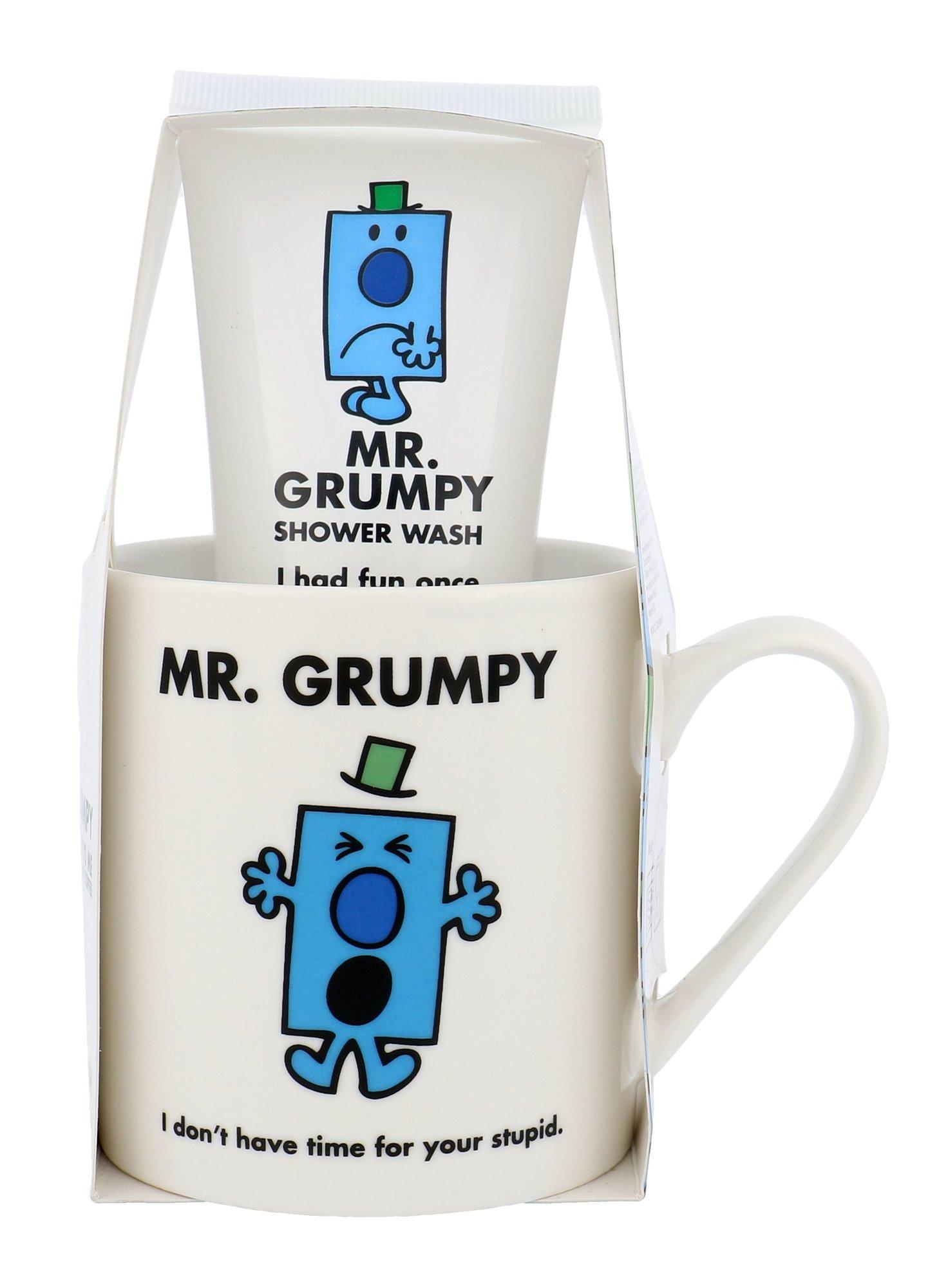 Mr. Grumpy Mr. Grumpy