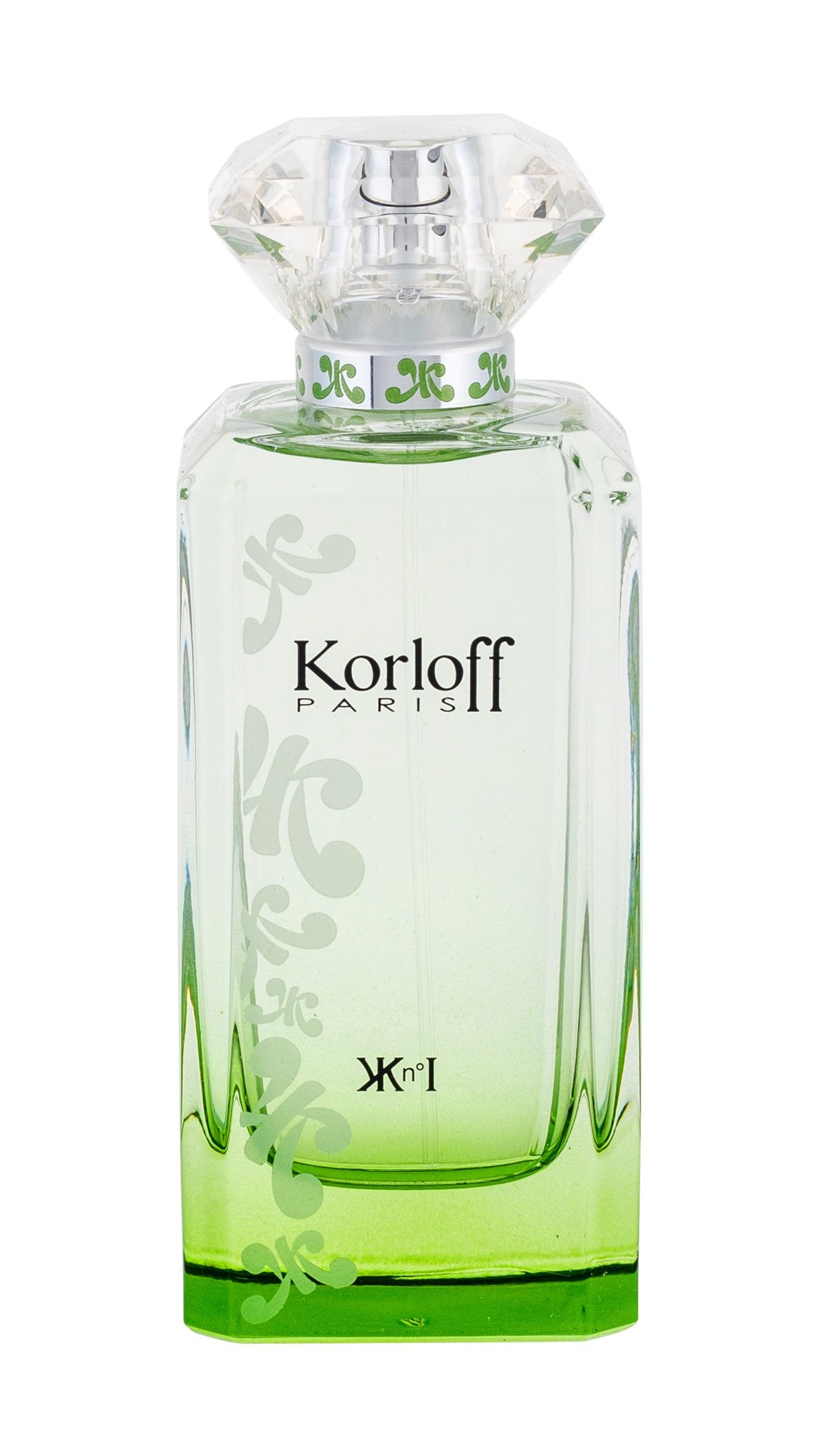 Korloff Paris N° I Green Diamond