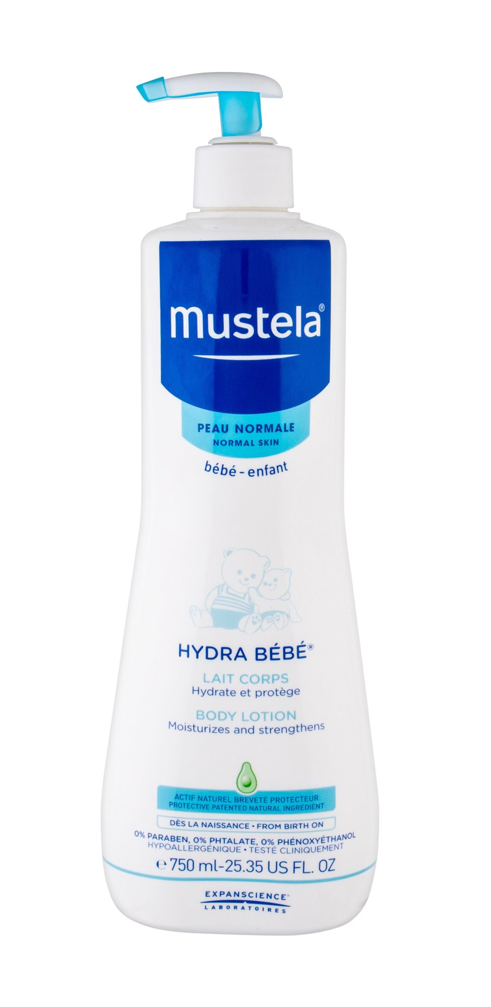 Mustela Hydra Bébé