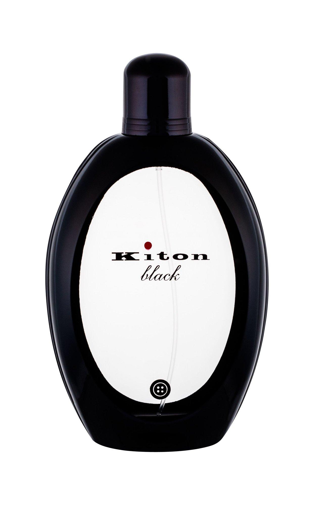 Kiton Kiton Black