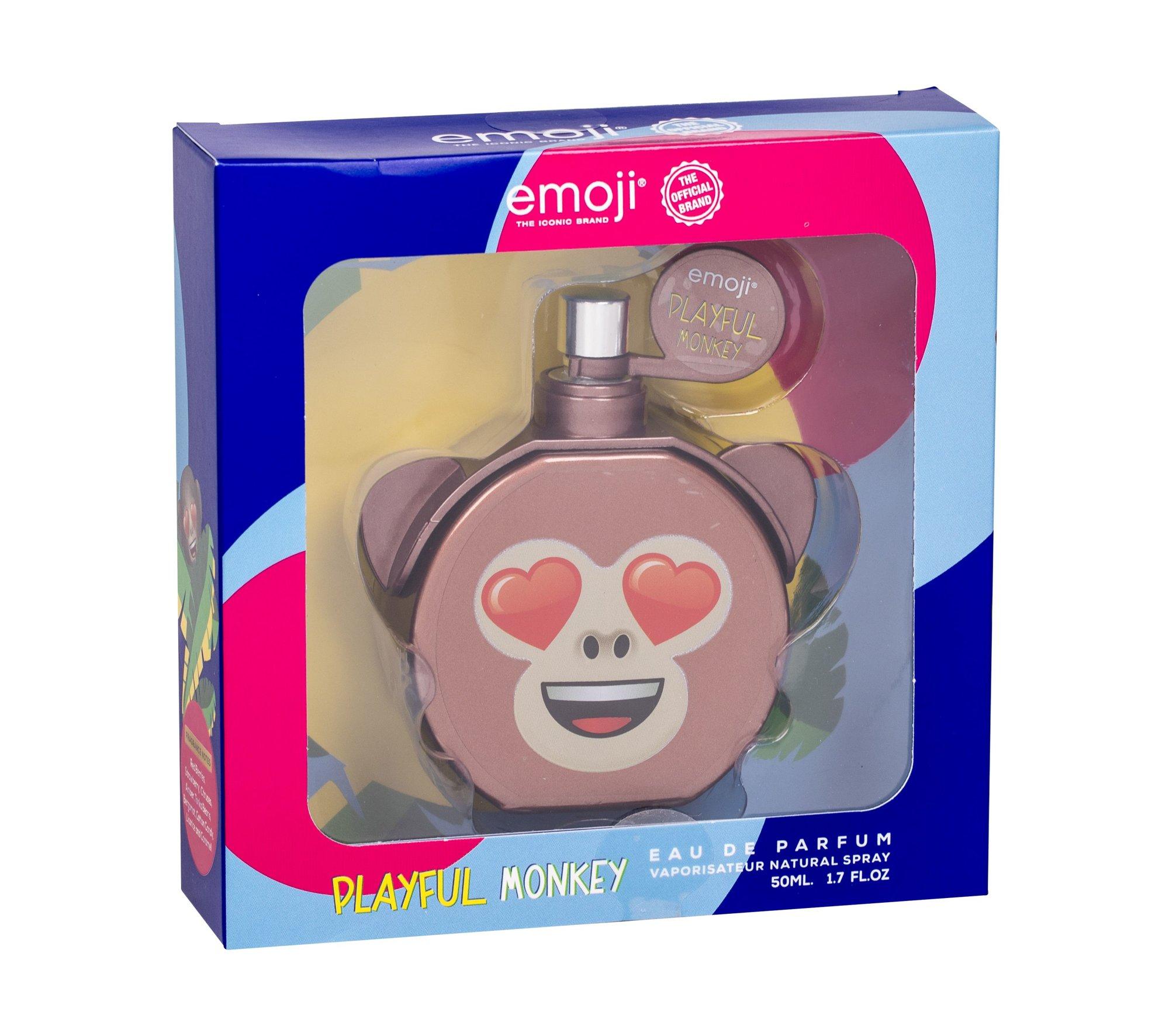 Emoji Playful Monkey