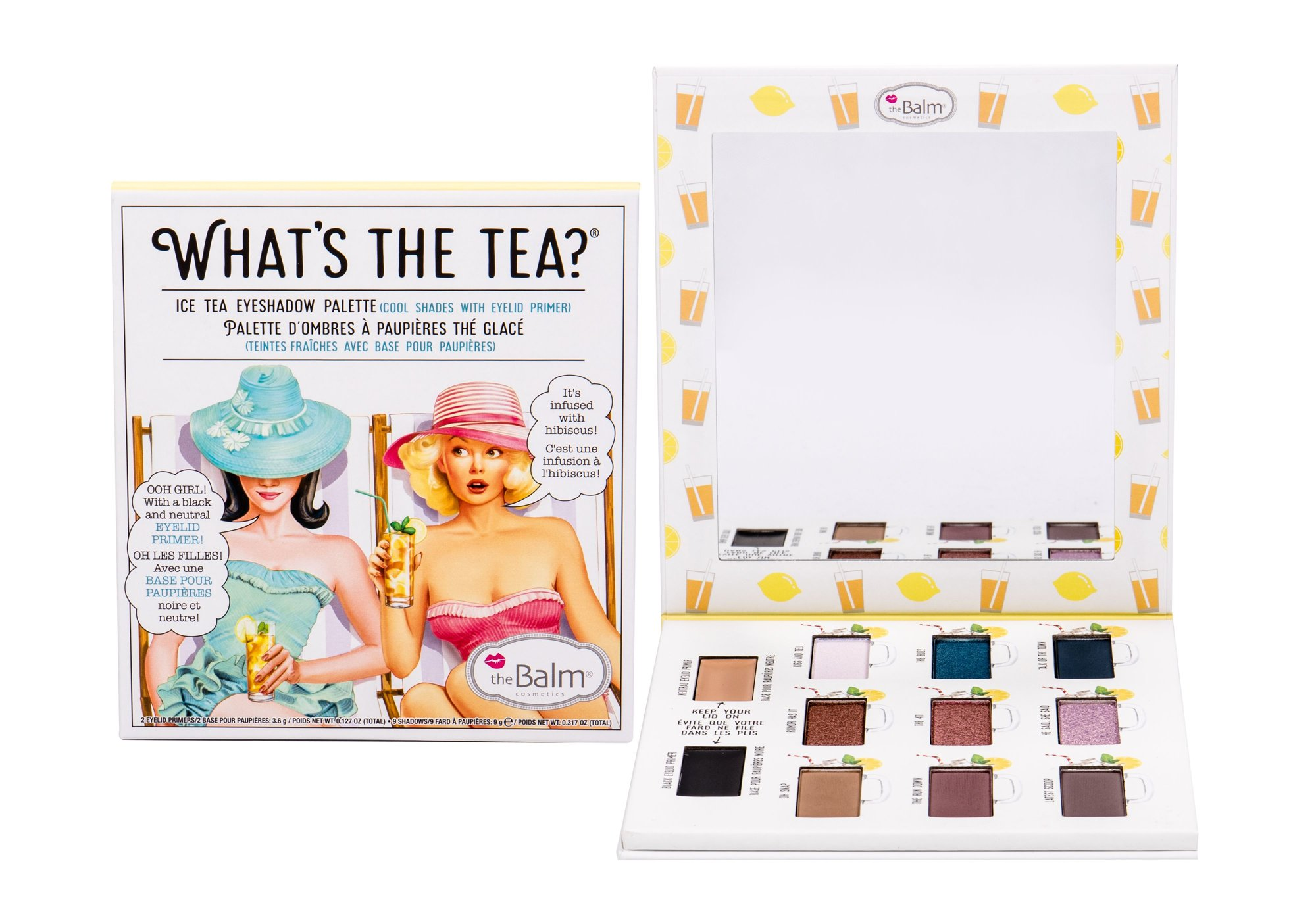 TheBalm What´s the Tea?
